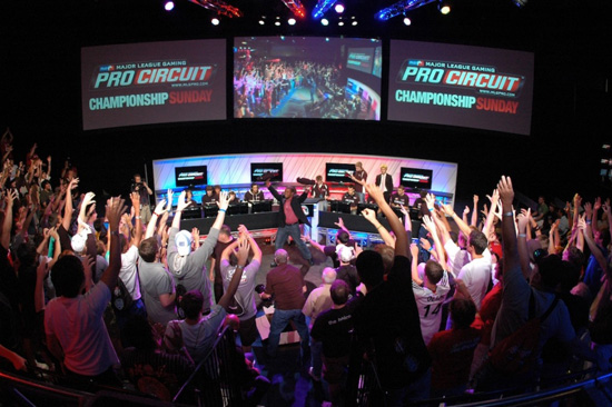 Major League Gaming Makes a Stop at ESPN Wide World of Sports Complex
