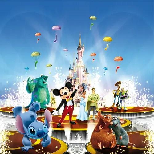 Disneyland Resort Paris Generations Festival Opening Video