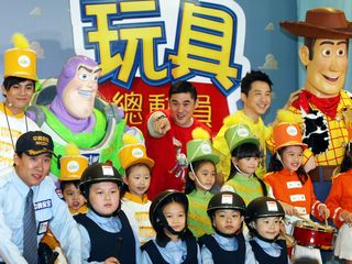 Pixar`Toy Story 3′ to debut in Taiwan before US