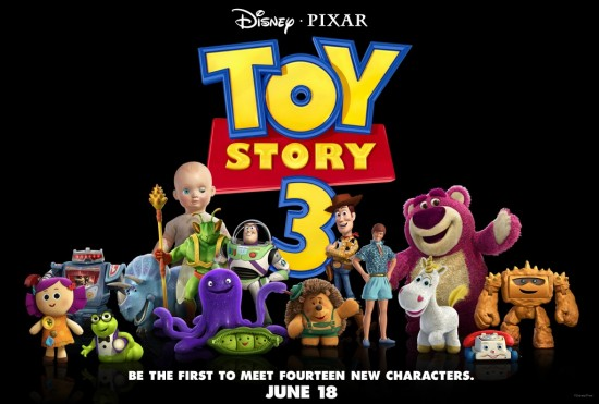 Toy Story 3 Welcomes Bookworm and Big Baby