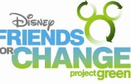 Disney's Friends for Change: Project Green Keeps on Growing!