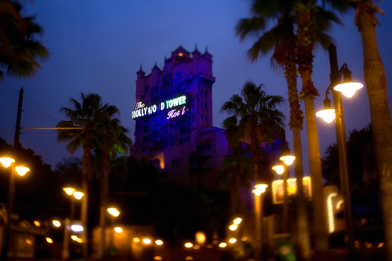 The Screams of Summer is coming at the Twilight Zone Tower of Terror