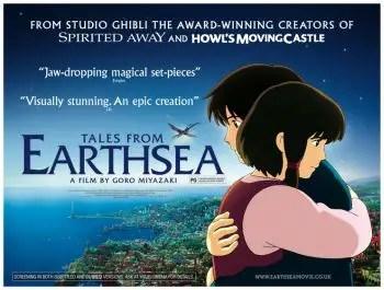 "Disney & Goro Miyazaki's ""Ghibli's Tales from Earthsea"" gets US release"