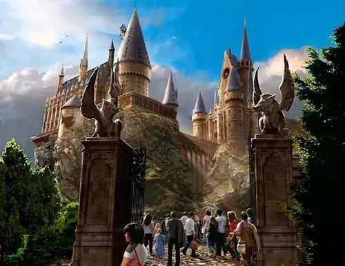 Universal Studios Hollywood Monumental Theme Park Transformation