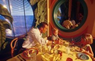 Disney Cruise Line Fun Facts - Dining and Onboard Features