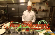How to Make Polenta at Home from Disney's Food & Wine Festival