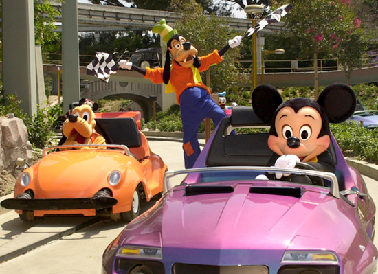 What's Your Favorite Park Addition or Memory Between 1996 and 2000?