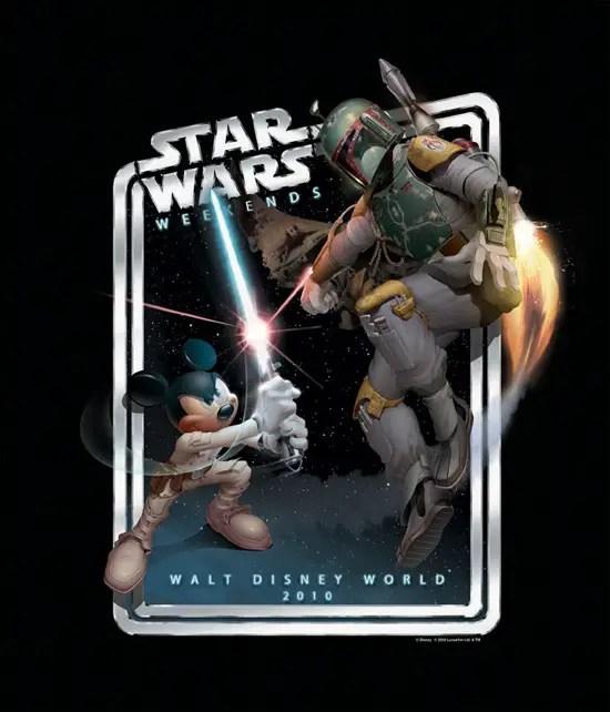 Star Wars Weekends 2010 Galactic Bounty