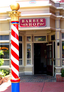 Ask a Disney Question:  Getting a Haircut at Disney World.