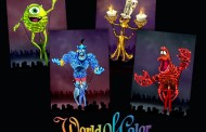 Larger-Than-Life Carnivale-Style Puppets Kick Off the Party at 'World of Color' Pre-Show