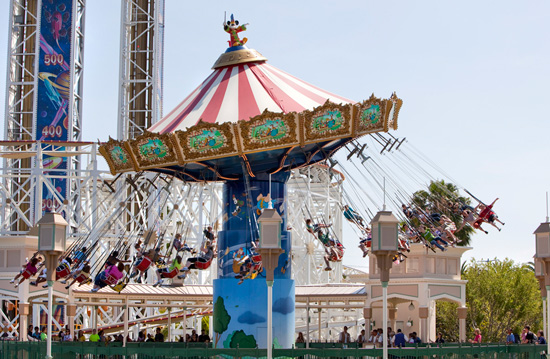 A Second Look at the Silly Symphony Swings