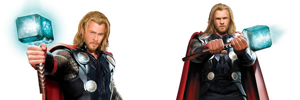Disney Pic of the Day – Chris Hemsworth as THOR