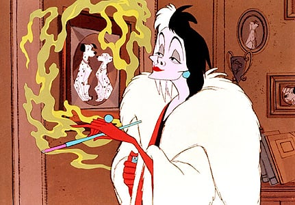 Cruella de Vil Live Action Film May Cast Emma Stone In Lead Role