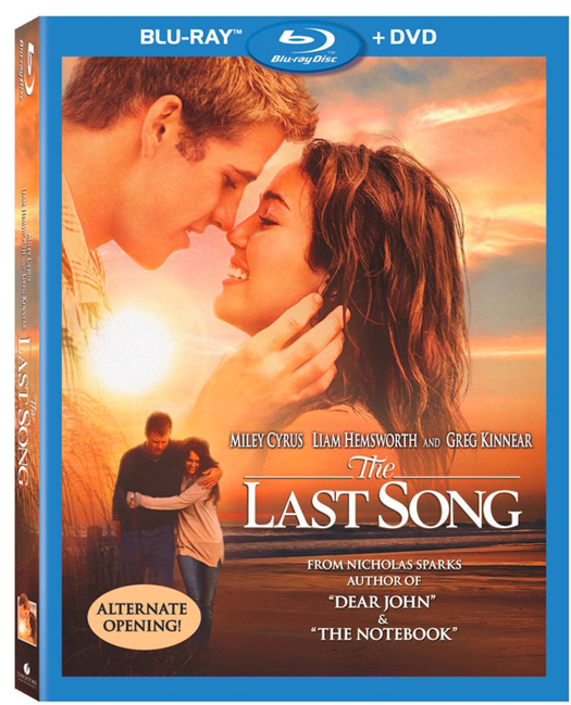 Disney's The Last Song – $10 Off Bluray/DVD Combo Pack Coupon