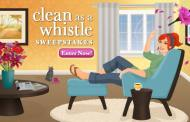 Disney Family Clean as a Whistle Sweepstakes
