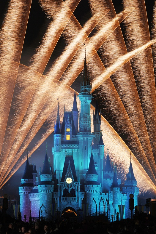 Walt Disney World Quick Tip – Watching Wishes At The Magic Kingdom