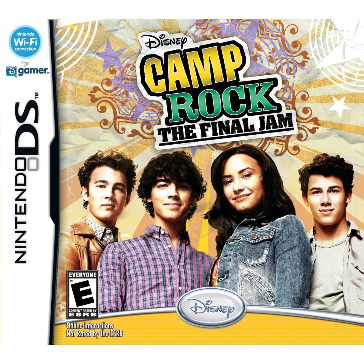 Review: Disney Camp Rock the Final Jam for Nintendo DS