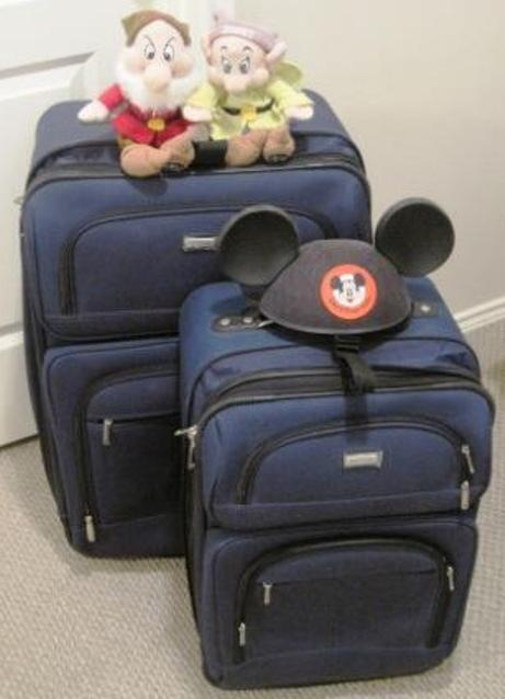 Can You Pack Too Much for your Disney Vacation?