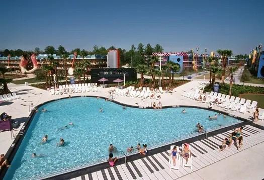 Disney World Will be Locking up Pools at Night