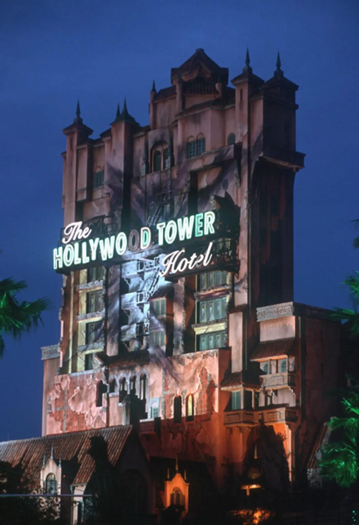 The Twilight Zone Tower of Terror 10 Miler Weekend at Walt Disney World