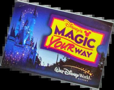 2 arrested in Walt Disney World counterfeit ticket scheme