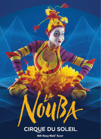Limited Time Offer: Discounted Family Pricing For Florida Residents at La Nouba