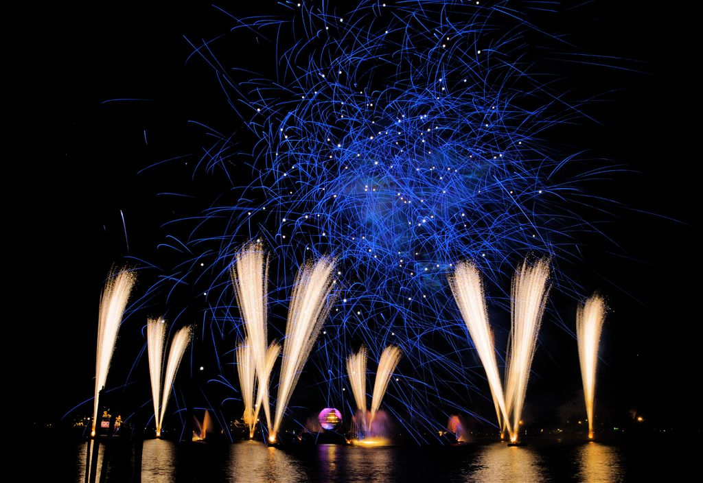 More Changes Coming to VIP Seating for Epcot's Illuminations