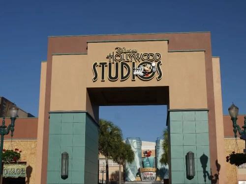 Disney Hollywood Studios Archway