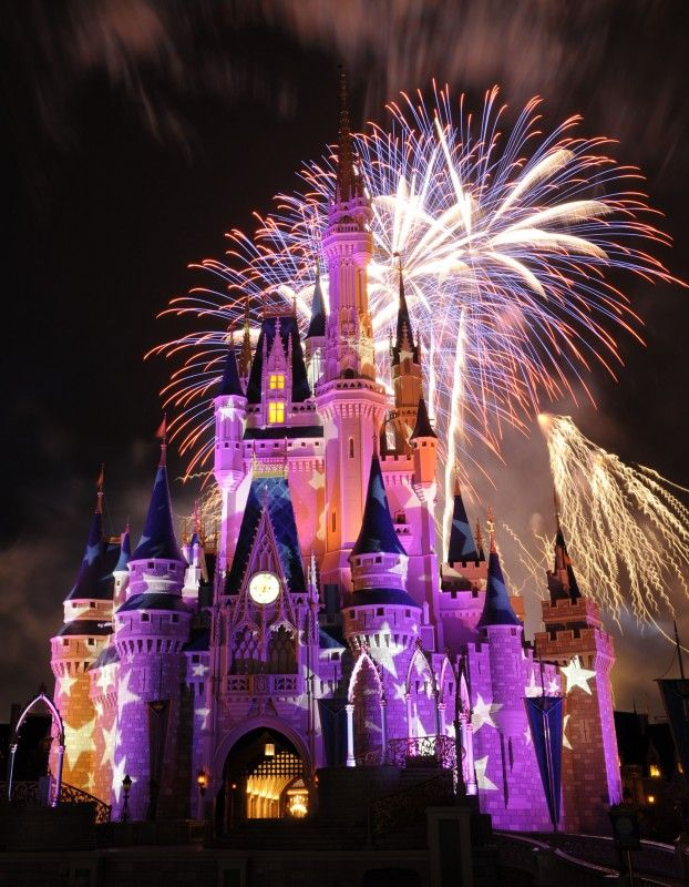 Celebrate the Fourth at Disney World!