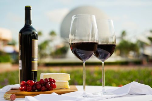 Premium Event Registration for Epcot's Food and Wine Festival Open in August