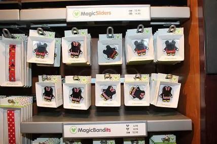 New at Walt Disney World – MagicBand Accessories!