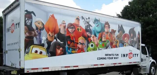 Disney Infinity Summer Road Trip