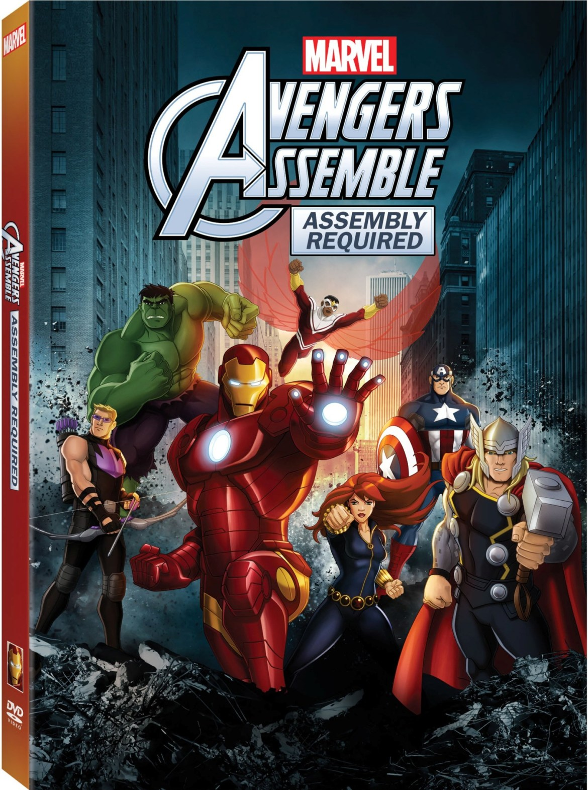 'Avengers Assemble: Assembly Required' Comes to DVD October 8, 2013