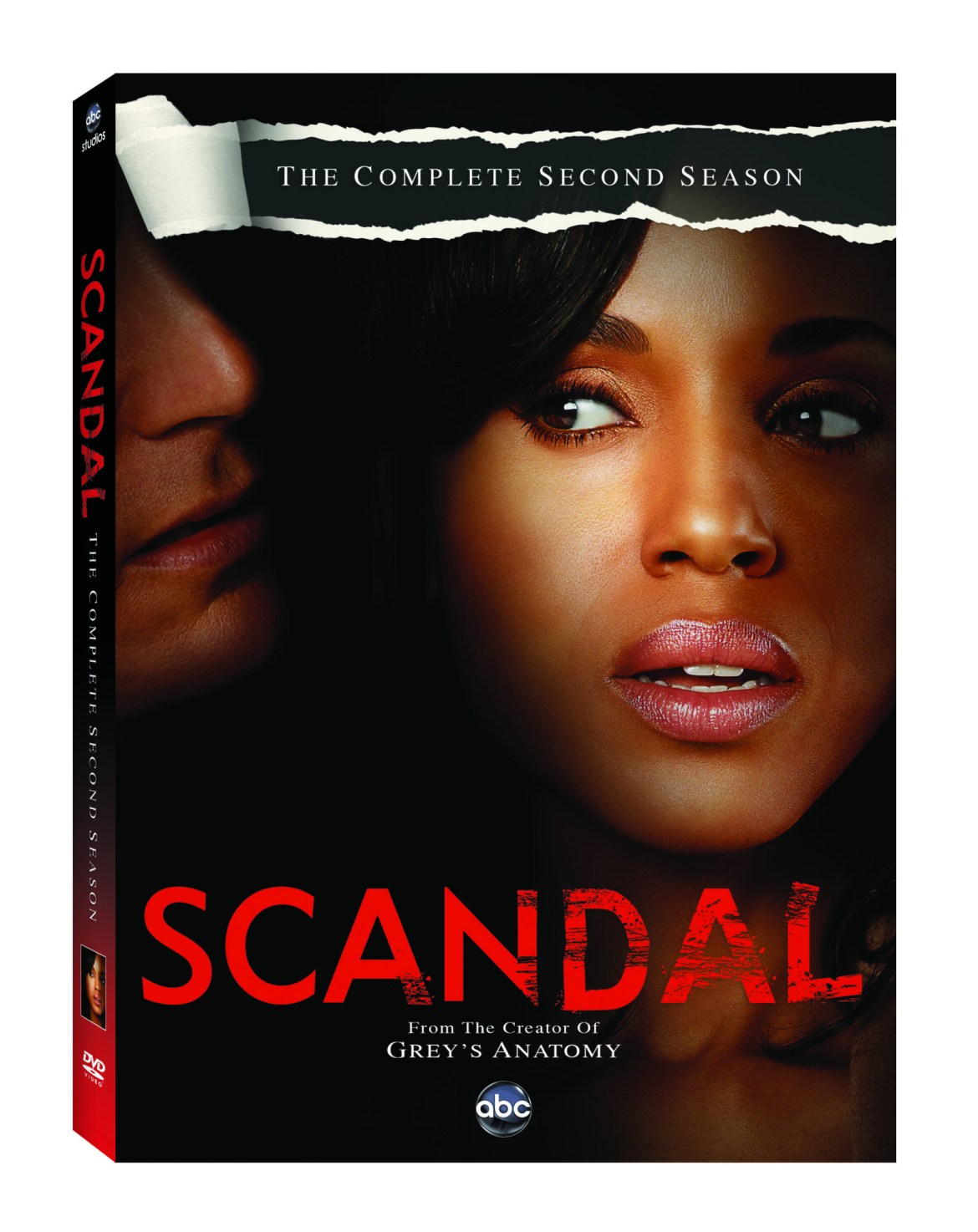 Scandal: The Complete Second Season comes to DVD September 3, 2013