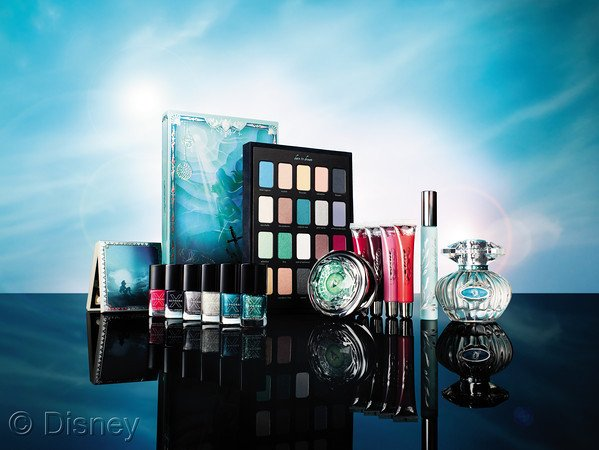 Sephora's Disney Reigning Beauties Ariel Collection Now Available
