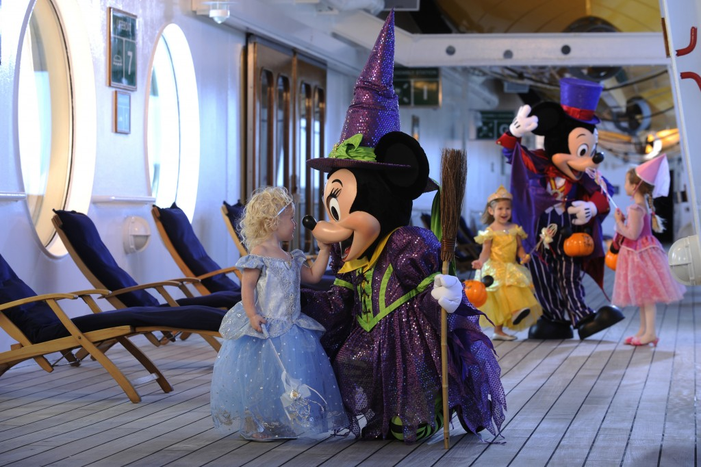 Canadian deals on Disney Halloween cruises out of New York