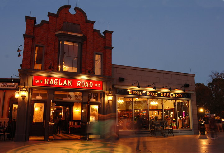"Raglan Road Irish Pub in Downtown Disney – Why It's A ""Must Try"""