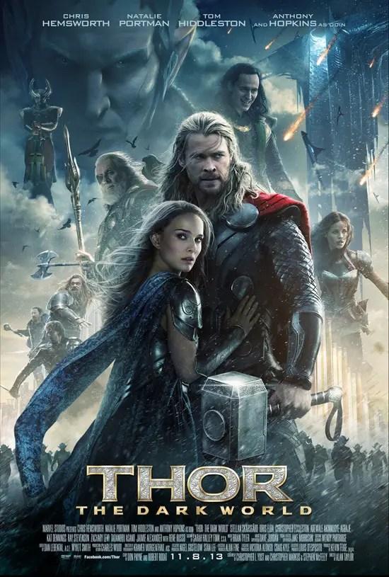 Thor: The Dark World' Coming to Disneyland