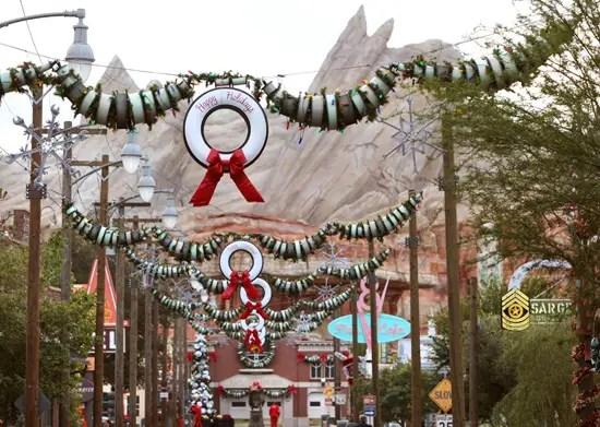 The Holidays at the Disneyland Resort