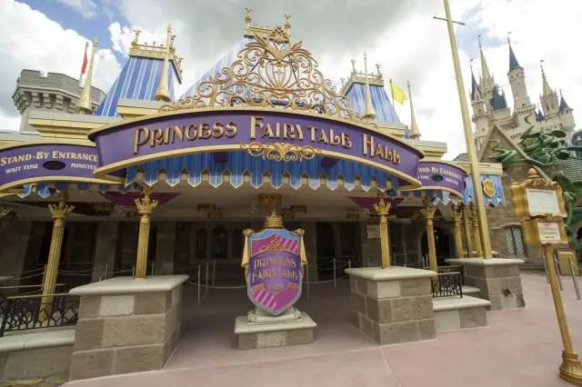 Dreams Come True at Princess Fairytale Hall