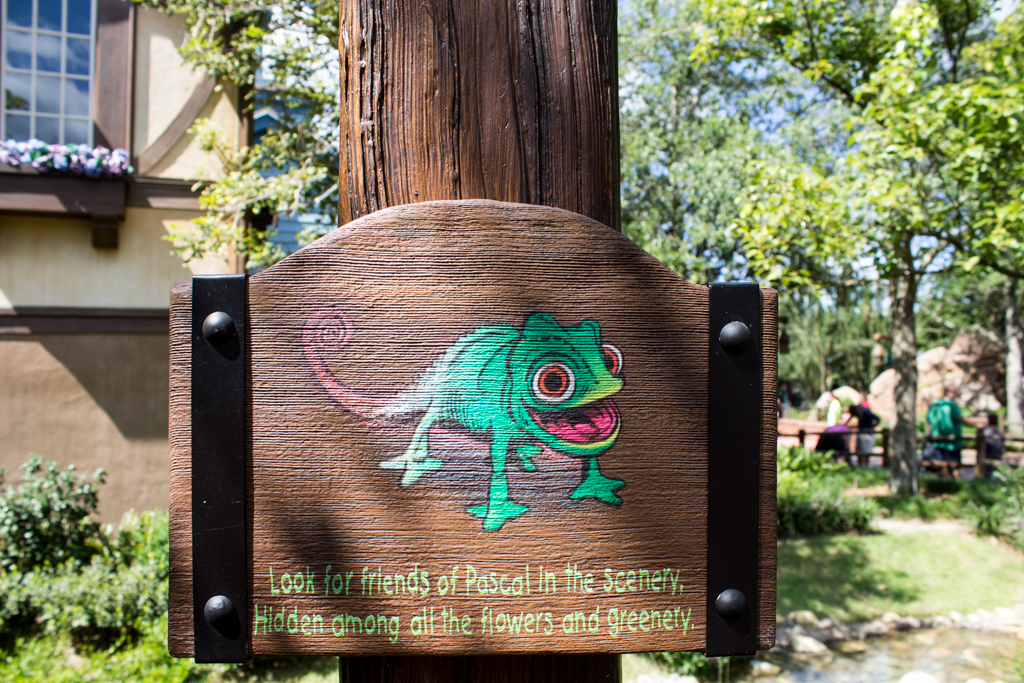 Finding Pascal's Friends in the Tangled Tower and Village