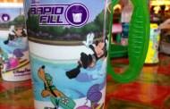 Rapid Fill Mug Update at Walt Disney World