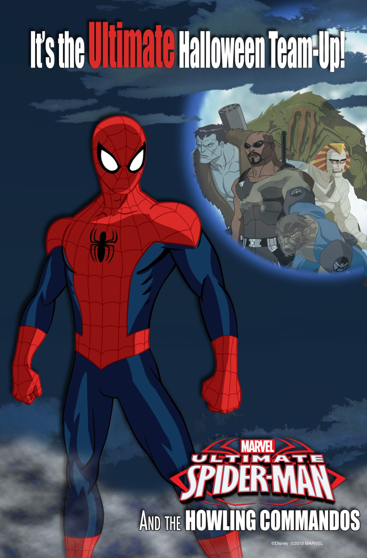 'Ultimate Spider-Man' To Have One Hour Halloween Special on October 5, 2013