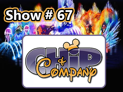 Laugh and Learn with Chip and Co on Disney Parks Podcast