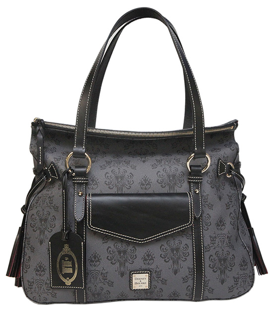 Haunted Mansion Inspired Dooney & Bourke Bag Coming to Disney Parks on Friday September 13th