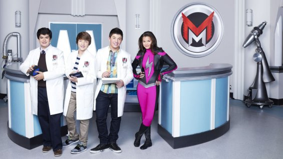 Mighty Med coming to Disney XD!