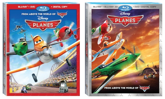 Disney's Planes Blu-Ray Review