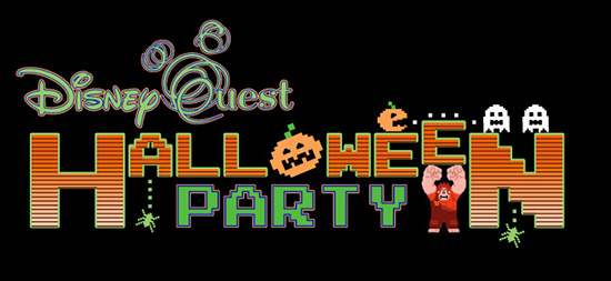 New DisneyQuest Halloween Party at Walt Disney World
