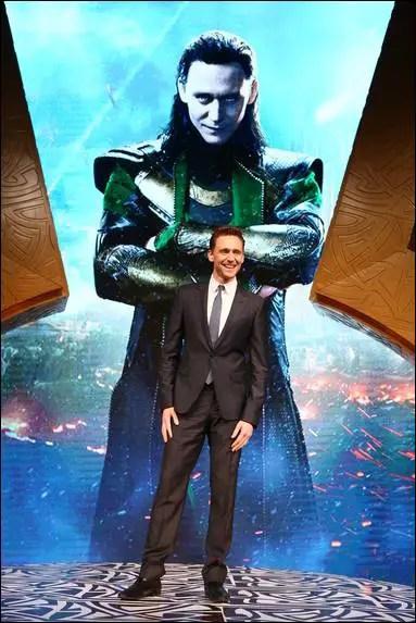 Marvel's Thor: The Dark World Tour Photos