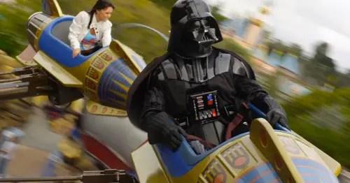 "New Disneyland ""Star Wars Land"" Rumors"